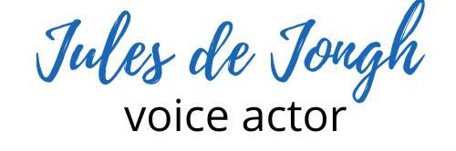 Logo for Jules de Jongh